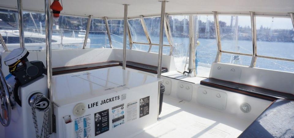 BYO Cruise sydney harbour 1