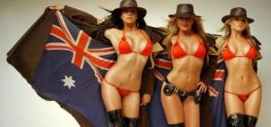 Canberra female stripper