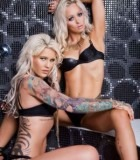 Phoenix and TJ Wollongong female stripper3