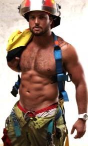 Rafael Sydney male stripper