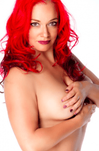 Melbourne female stripper ember