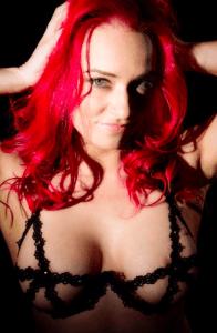 Melbourne female stripper ember