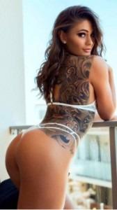 Newcastle Topless Waitress Tasha
