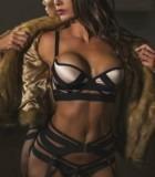 gorogeous lingerie waitress eva sydney