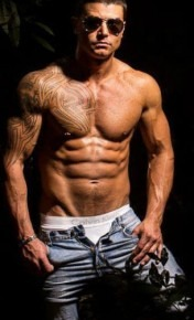 Jaxson sydney male stripper