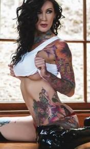 Scarlett Gold Coast Stripper