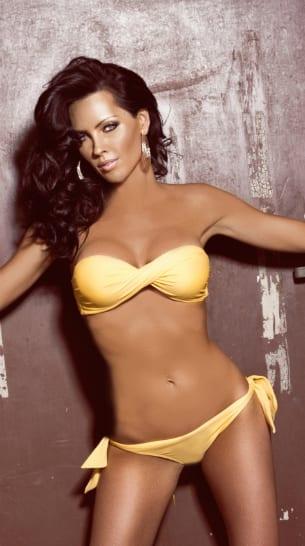 sophie sydney strip show and lingerie models