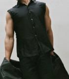 JT Melbourne vic male waiter black uniform