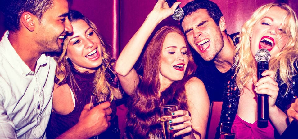 Karaoke Hens & Bucks Parties Sydney