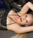 banner image klaudia sydney model