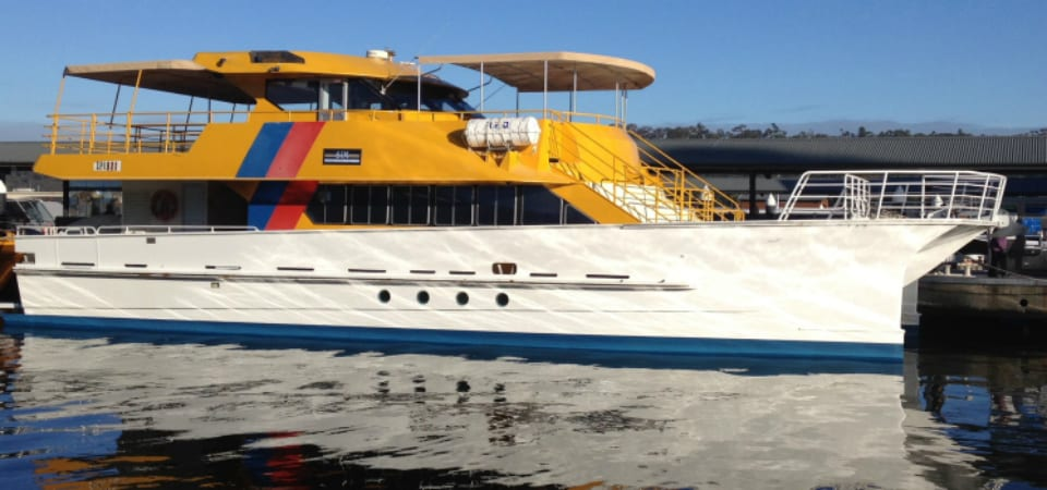 Bucks Party Cruises Perth