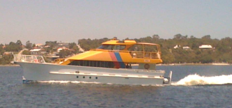 Bucks Night with Glamor Perth Cruises