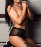 Havanna gorgeous topless waitress melbourne