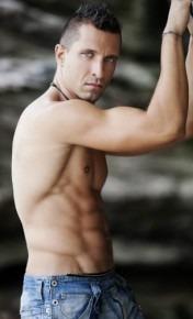 Fabio male stripper sydney