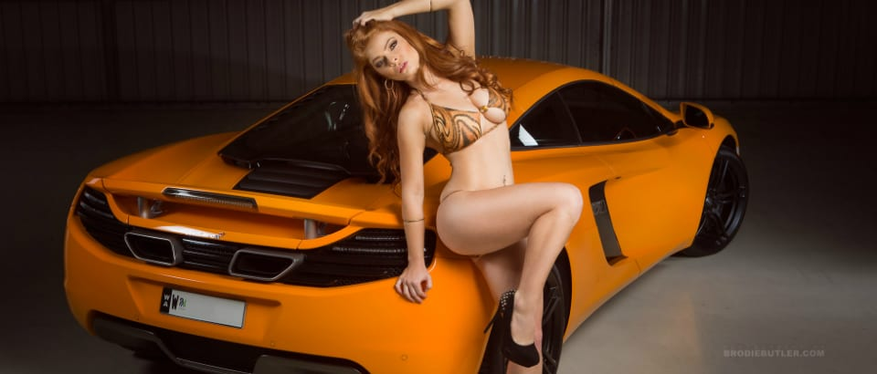 Model Candice