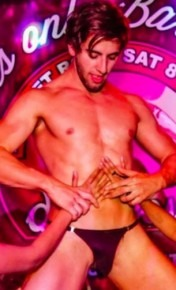 Hens Night strip show in Perth WA