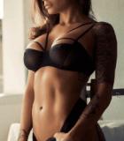 Sydney Stripper Cristina
