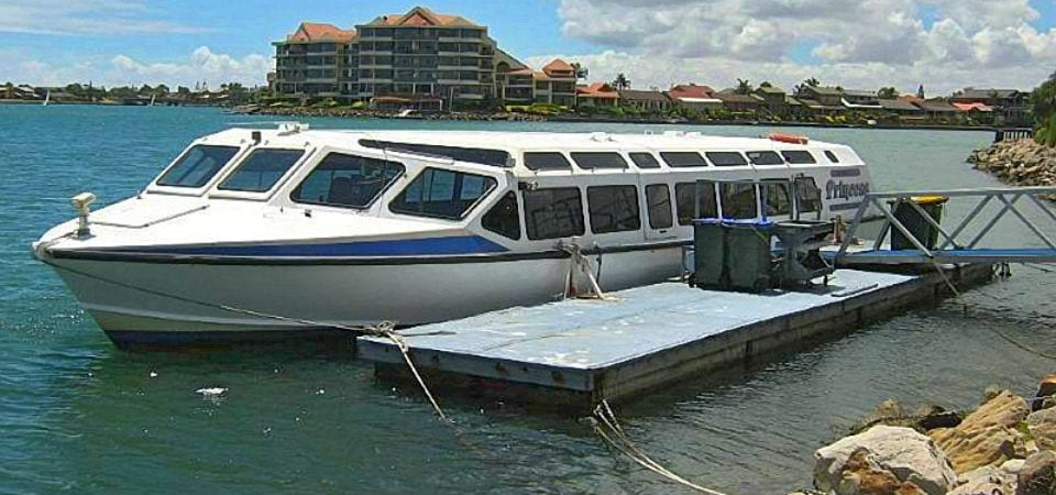 Bucks Party Boat in Adelaide by Glamor Cruises