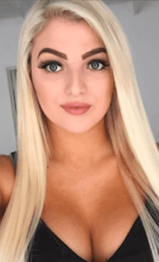 Alexis Bonde Topless Waitress Melbourne