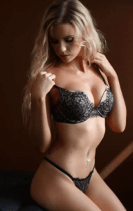 Terrigal Topless Waitress Crystal