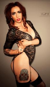 Trixx Canberra Topless Waitress