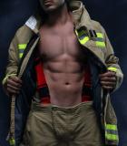 Male Stripper Sydney Robbie