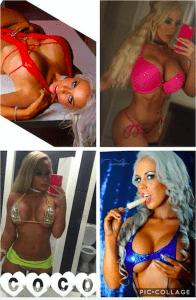 Gold Coast Female Stripper Coco Brisbane