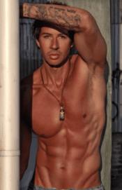 Wollongong Male Stripper Darren