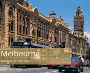 Melbourne Bucks and Hens venues