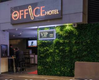The office hotel in Sydney CBD.  Private function room hire